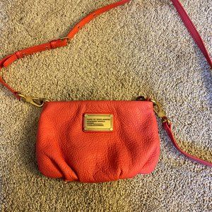 Marc by Marc Jacobs Peach Colored Crossbody